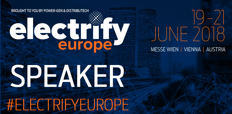 Electrify Europe Conference and Exhibition in Vienna