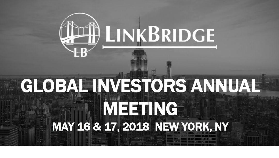 Global Investors Annual Meeting 2018 in New York City